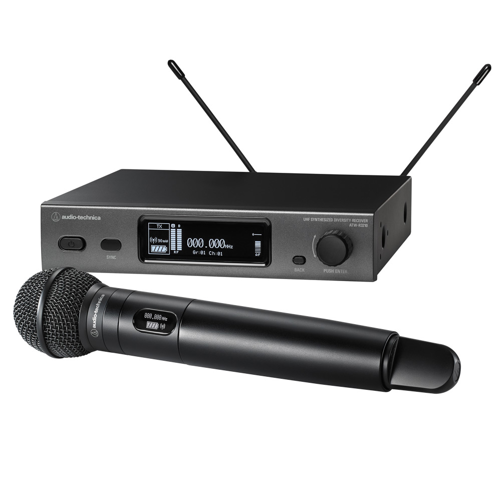 audio-technica wireless microphone