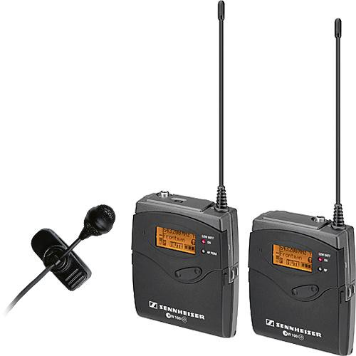 wireless lapel microphone